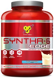 BSN Syntha-6 EDGE jahoda 1780 g