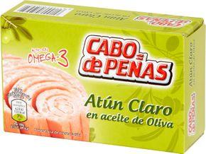 Cabo de peňas Tuniak Light Meat
