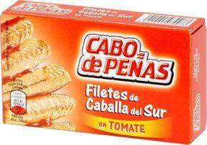 Cabo de peňas Filety z makrely