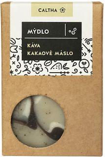 Caltha Mydlo káva kakaové maslo 100 g