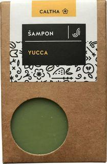 Caltha Šampón tuhý Yucca