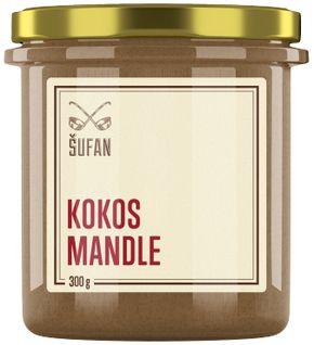 Šufan Kokosovo-mandľové maslo