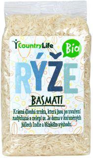 Country Life BIO Basmati ryža
