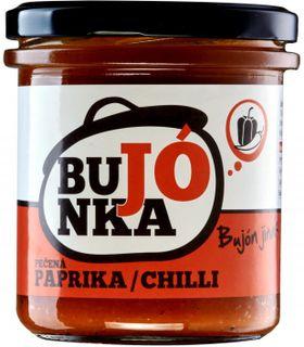 Bujónka Pečená paprika s chilli