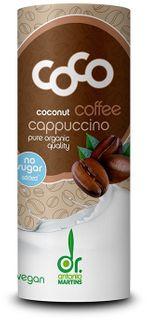Dr. Antonio Martins Kokosové cappuccino BIO