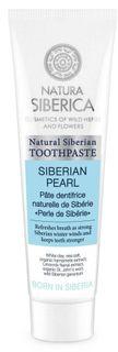 Natura Siberica Prírodná sibírska zubná pasta Perla Sibíru