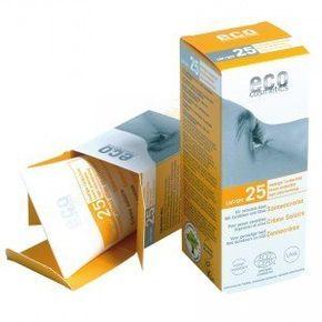 Eco Cosmetics Opaľovací krém BIO