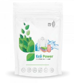Eco-power Prášok na pranie