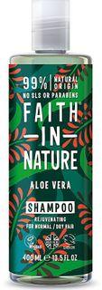 Faith In Nature Šampón Aloe vera