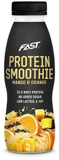 Fast Natural Protein Smoothie