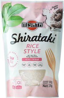 Miyata Shirataki ryža