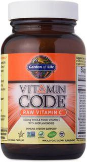 Garden of Life Raw Vitamín C