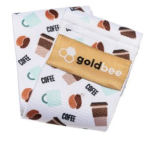GoldBee Textilná odporová guma