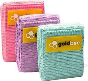 GoldBee Textilná odporová guma SET