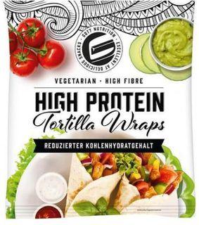 GOT7 Protein Tortilla Wraps