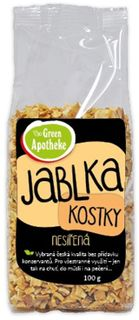 Green Apotheke Jablká kocky