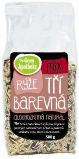 Green Apotheke Mix trojfarebná ryža natural