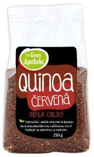 Green Apotheke Quinoa červená