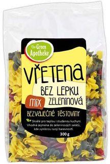Green Apotheke Vretená bez lepku zeleninové mix