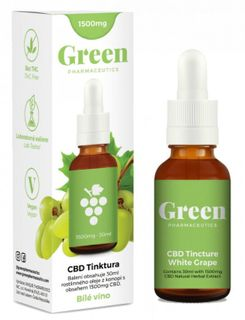 Green Pharmaceutics CBD tinktúra