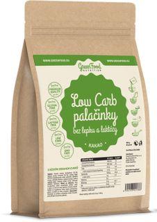 GreenFood Low Carb Palacinky bez lepku a laktózy natural 500 g