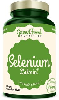 GreenFood Selén