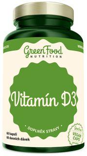 GreenFood Vitamín D3