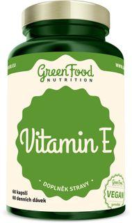 GreenFood Vitamín E