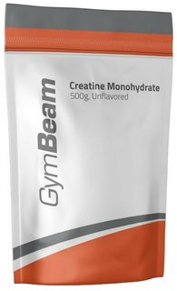 GymBeam 100% Creatine Monohydrate
