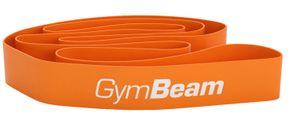 GymBeam Posilňovacia guma Cross Band žlutá level 1 (4 - 25 kg)