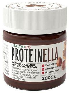 HealthyCo Proteinella kakao/lískový oříšek 200 g