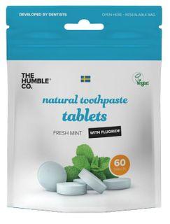 Humble Brush Zubná pasta v tabletách s fluoridom