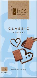 iChoc Vegan čokoláda classic 80 g