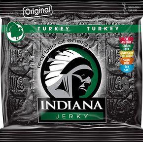 Indiana Jerky Morčacie