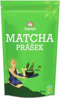 Iswari Matcha Prášok BIO