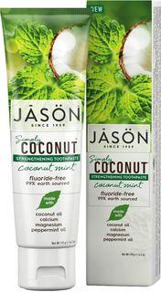 JASÖN posilňujúca zubná pasta Simply Coconut