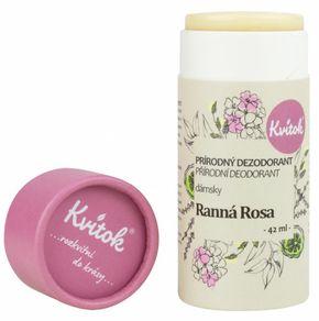Navia Prírodný tuhý dezodorant Ranná rosa