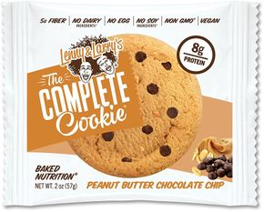 Lenny & Larry's The Complete Cookie peanut butter chocolate chip 113 g