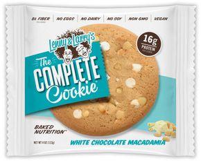Lenny & Larry's The Complete Cookie bílá čokoláda/makadamové oříšky 113 g