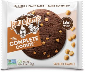 Lenny & Larry's The Complete Cookie slaný karamel 113 g