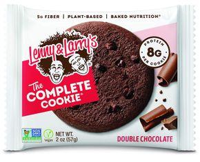 Lenny & Larry's The Complete Cookie dvojitá čokoláda 57 g