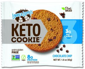 Lenny & Larry's KETO Cookie chocolate chip 45 g