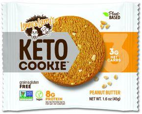Lenny & Larry's KETO Cookie arašídové máslo 45 g