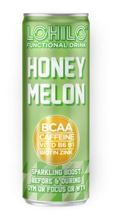 Lohilo BCAA drink cukrový meloun 330 ml (sycený)
