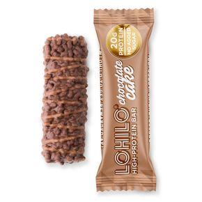 Lohilo Protein Bar čokoládový dort 55 g - Skrátená trvanlivosť
