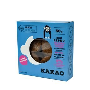 MaKe! Sušienky kakao 50 g