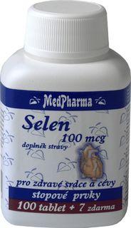 MedPharma Selén 100mcg