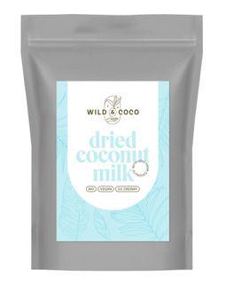Mladý Kokos Sušené kokosové mlieko BIO