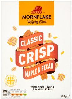 Mornflake Classic Crisp Maple & Pecan