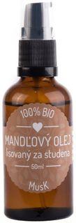 Musk Mandľový olej